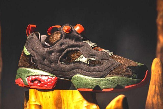 Sneaker Politics Reebok Pump Fury Rougarou Bump Thumb
