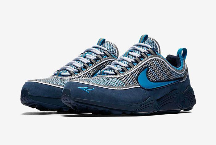Stash X Nike Air Zoom Spiridon 16 Restock Sneaker Freaker 7