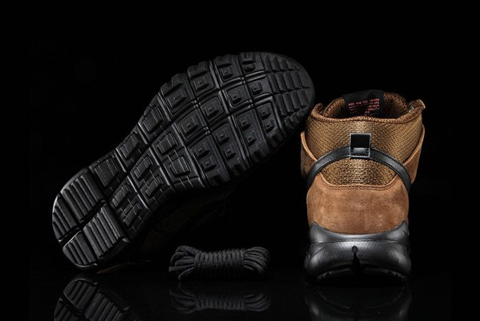 Nike Sb Dunk Hi Boot Military Brown 4