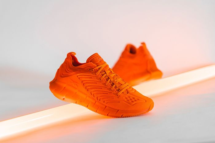 Reebok X Mita Sneaker Zig Kinetica Orange Fw6037 Float