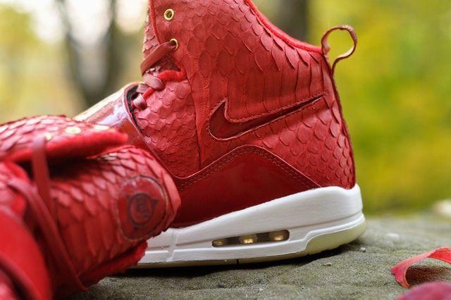 Jbf Customs Nike Air Yeezy 1 Red October 13