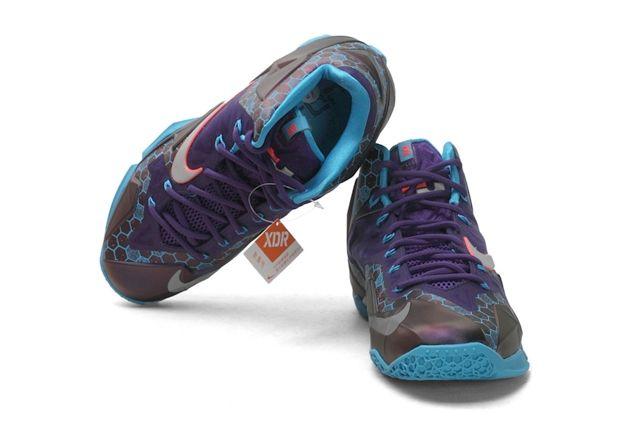 Nike Lebron 11 Xdr Summit Lake Hornets 7