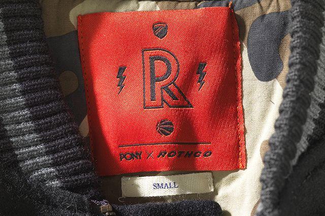 Ponyx Rothco 09 Label