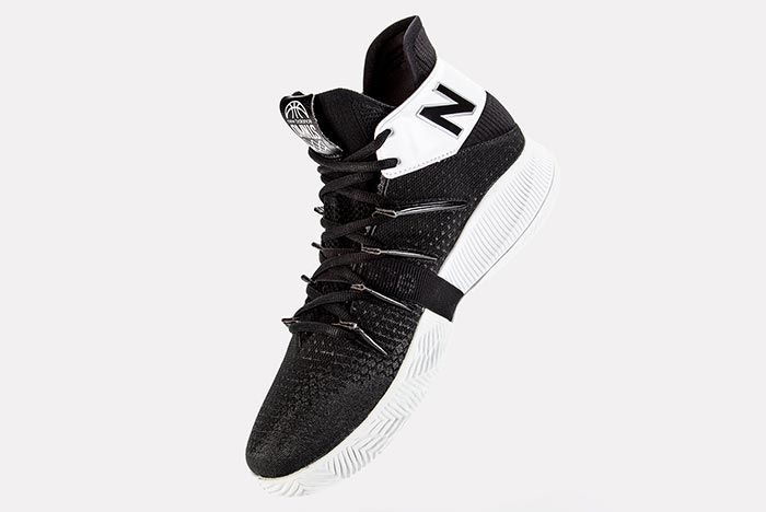 Dejounte Murray Joins New Balance Omn1S Lite Left Angle