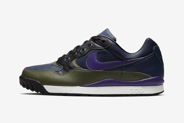 Nike Acg Wildwood Court Purple Midnight Navy Lateral