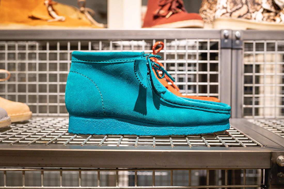 Clarks Originals Paris Fashion Week Neighborhood Desert Trek Wallabee16