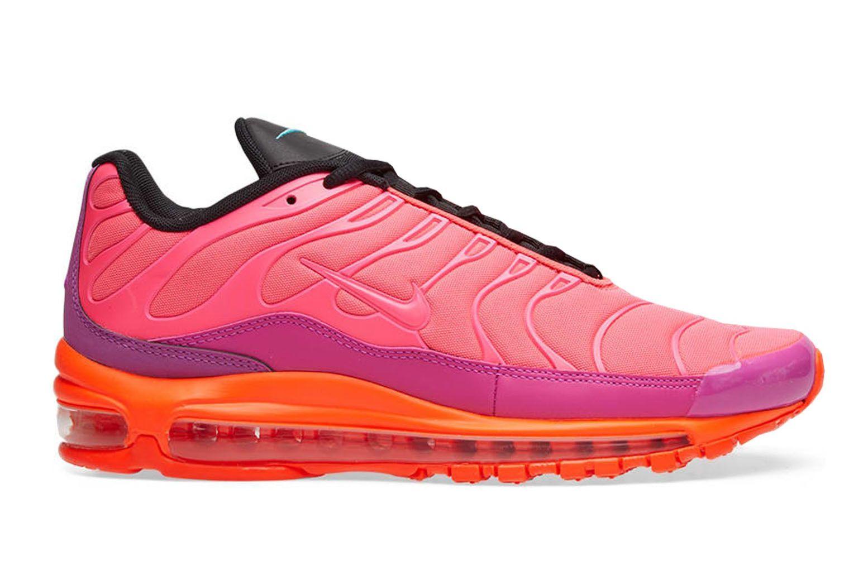 Nike Air Max 97 Plus Racer Pink Hyper Magenta Sneaker Freaker