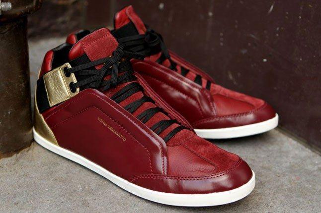 Adidas Kazuhirl Red Gold 1