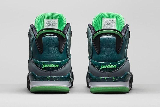Air Jordan Dub Zero Teal 3