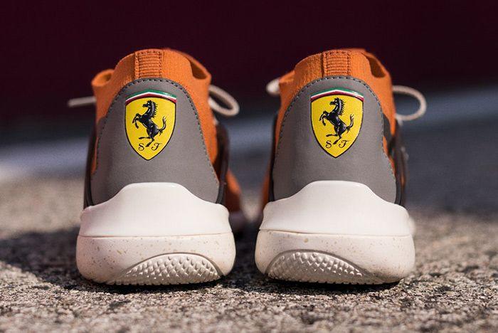 Puma X Ferrari X Nice Kicks Evo Cat Lace 5