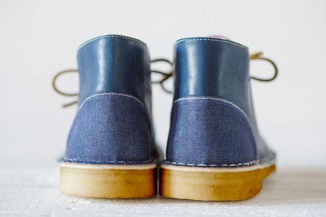 Herschel Clarks Desert Boot 6