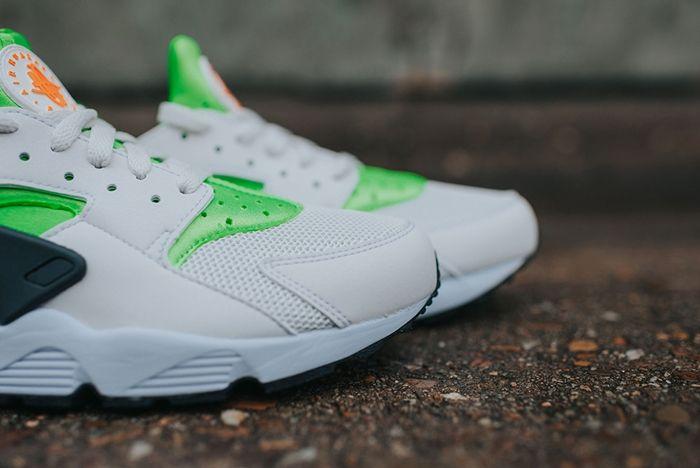Nike Air Huarache Action Green 1