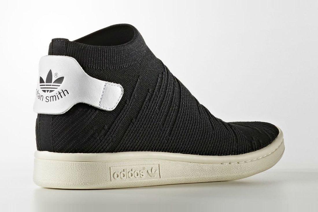 Adidas Stan Smith Sock Primeknit 2