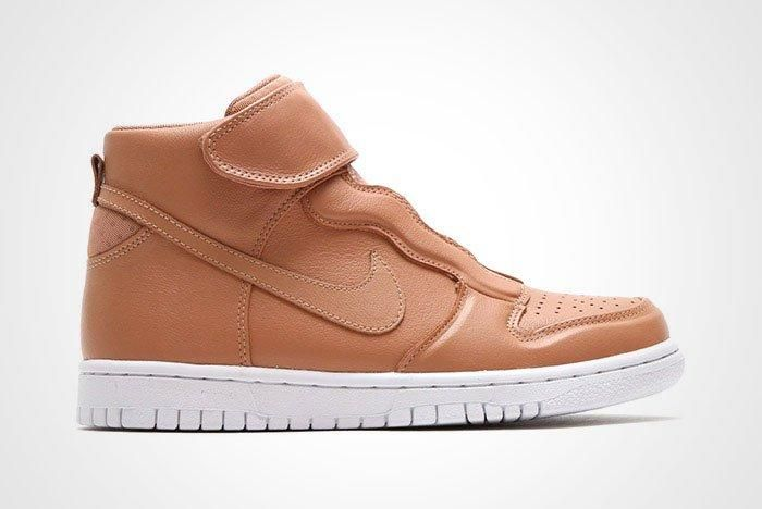 Nike Dunk Hi Ease Womens Tan Thumb