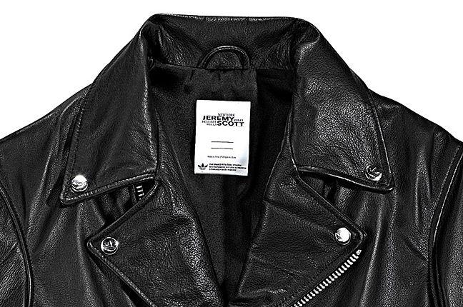 Adidas Jeremy Scott Wings Leather Jacket 4 1