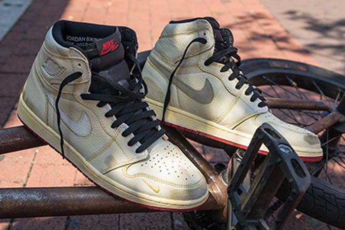 Nigel Sylvester Air Jordan 1 Release Date Header Image