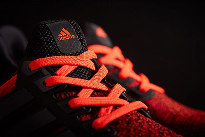 Adidas Ultra Boost M Black Red 1