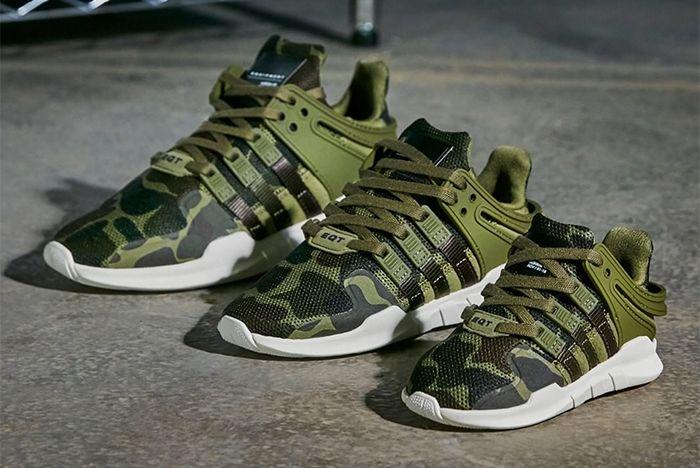 adidas EQT Support ADV (Camo) - Sneaker Freaker