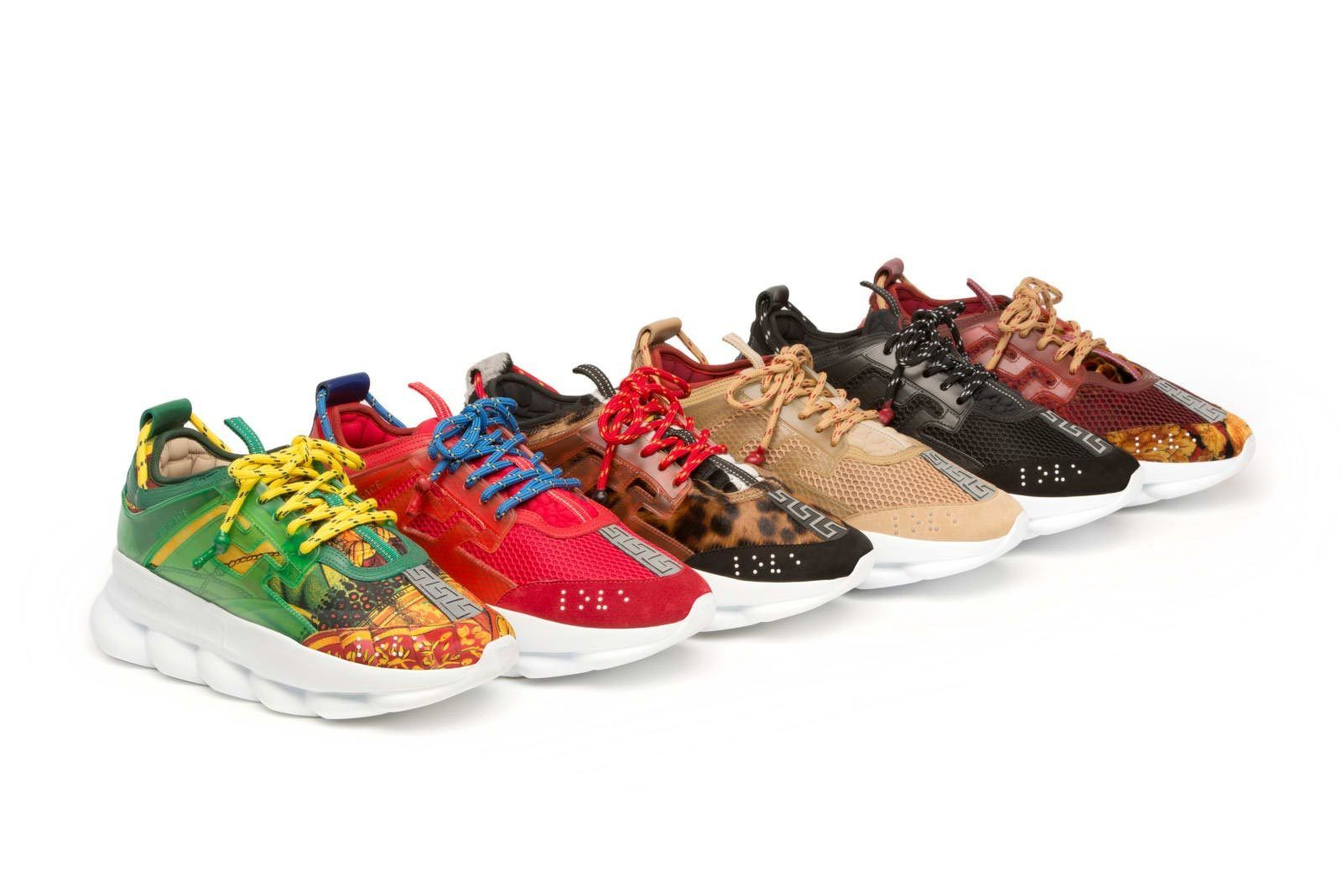 Versace Chain Reaction 1