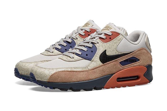 Nike Air Max 90 Desert Sand Ci5646 001 Release Date Pair