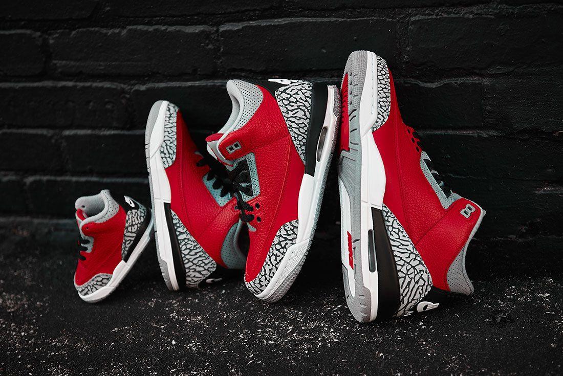 Jd 20200207 Jordan Retro 3 Photo Studio 328 Hero Shot Sneaker Freaker