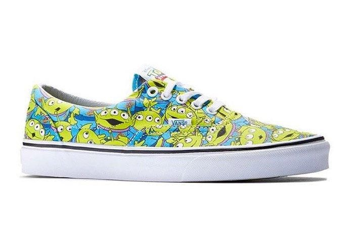 Toy Story Vans Authentic Aliens