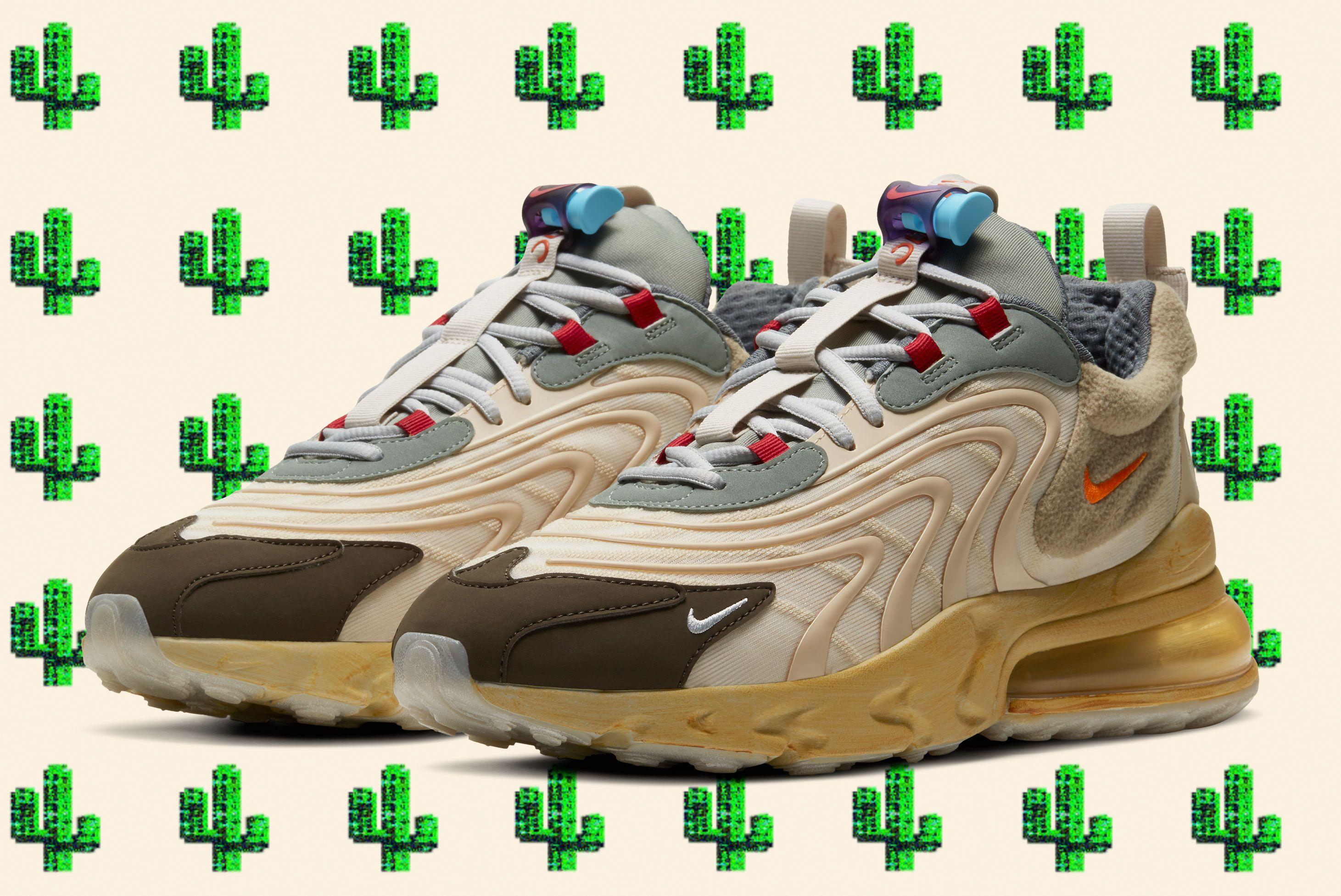 Travis Scott x Nike Air Max 270 'Cactus Trails'