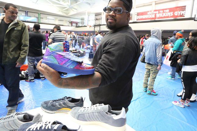 Sneaker Con Atlanta 2013 Js Adidas 1