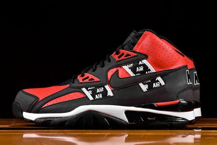 Nike Air Trainer High Sc Red Sneaker Freaker