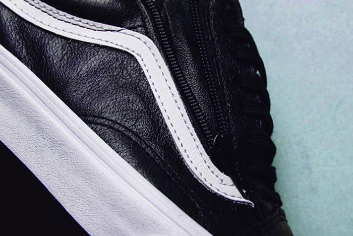 Vans Old Skool Zip White Black 06 620X435