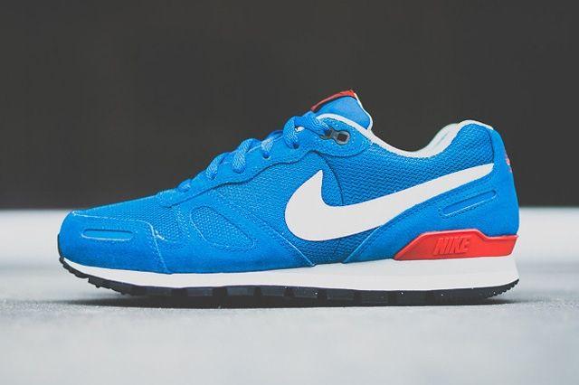 Nike Air Waffle Trainer Military Blue Thumb