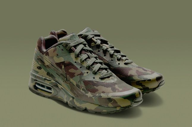 Nike Air Max Camo Collection France Bw Hero 1