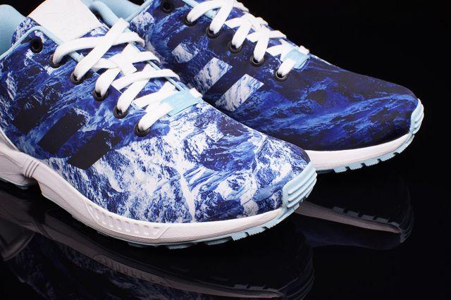 Adidas Zx Flux Glacier 3