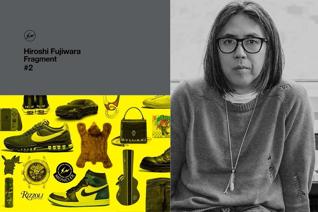 Hiroshi Fujiwara Fragment 2 Book Cover