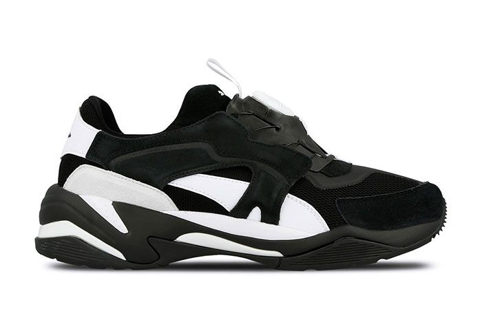Puma Thunder Disc Black Right