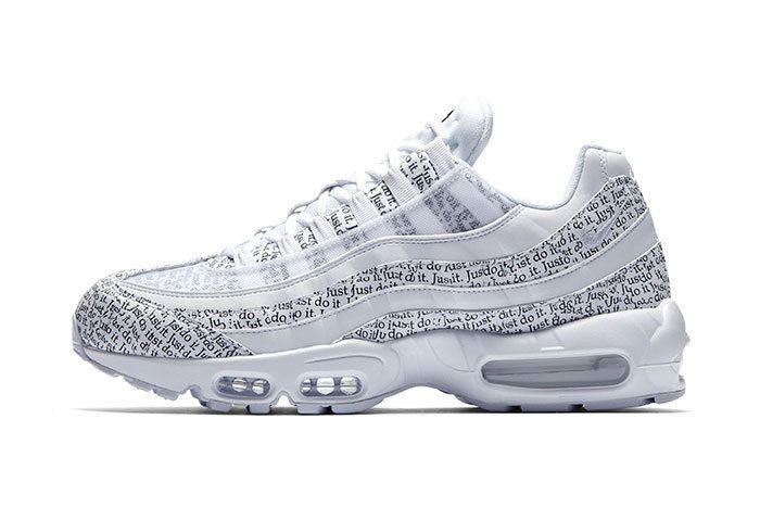 Nike Air Max 95 Just Do It White 3