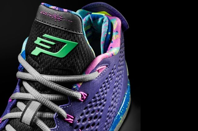 Air Jordan Cp3 Vii Purple