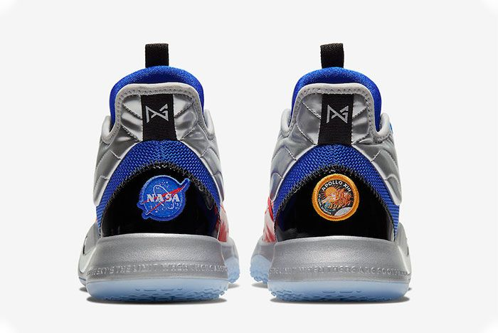 Nike Pg 3 Nasa Blue Heel