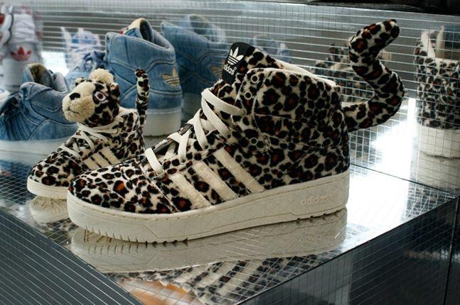 Jeremy Scott Adidas Leopard 2012 1