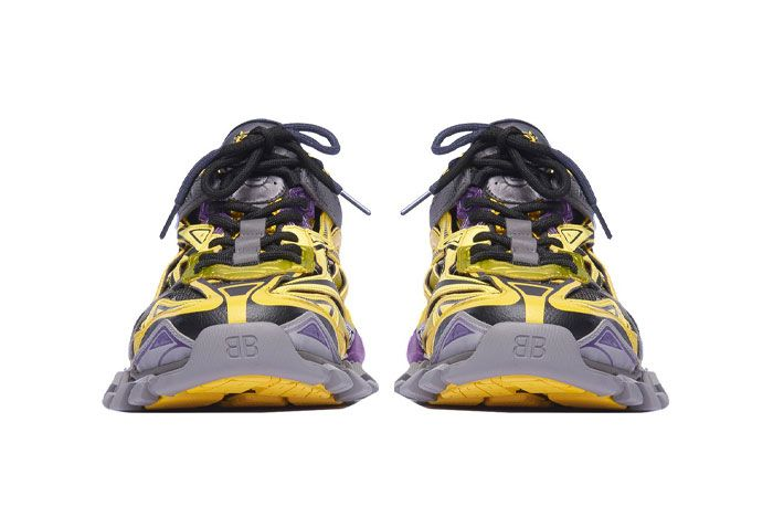 Balenciaga Track Sneaker Lakers Front