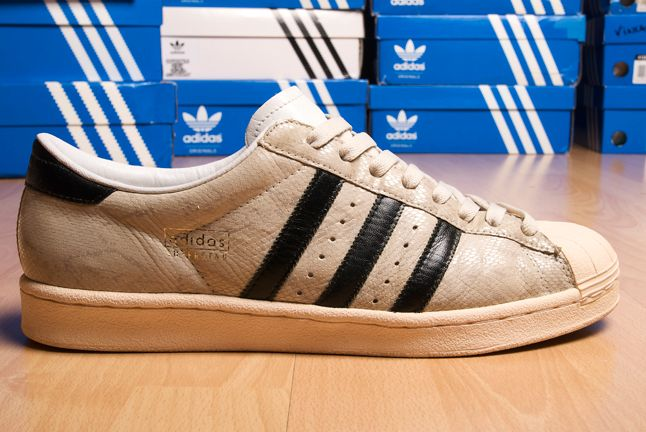 Dean Morris Adidas Superstar 15 1