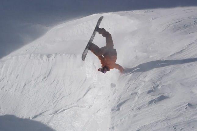Nike Snowboarding Never Not Full Length 2