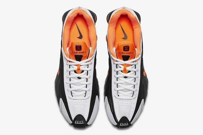 Nike Shox R4 Dutch Orange Top