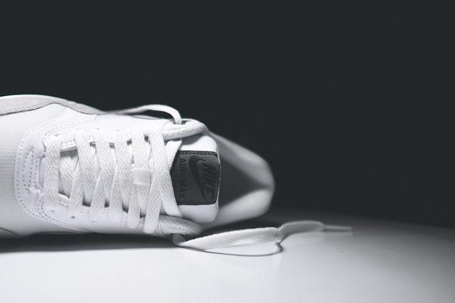 Nike Air Max 1 Wmns White Grey Mist 1