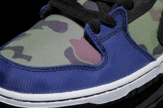 Made For Skate Nike Sb Dunk Mid Pro Premium Toebox