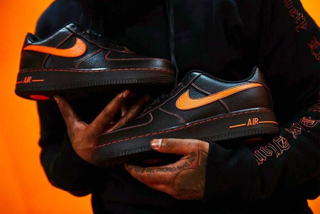 Vlone X Nike Air Force 15 1