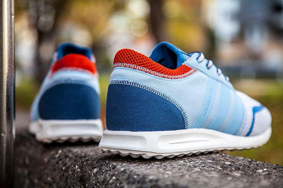 Adidas La Blue Orange Mens 2