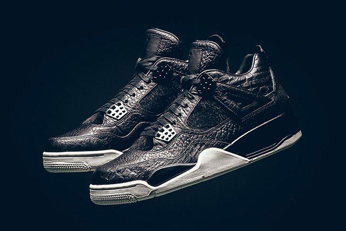 Air Jordan 4 Pinnacle Croc