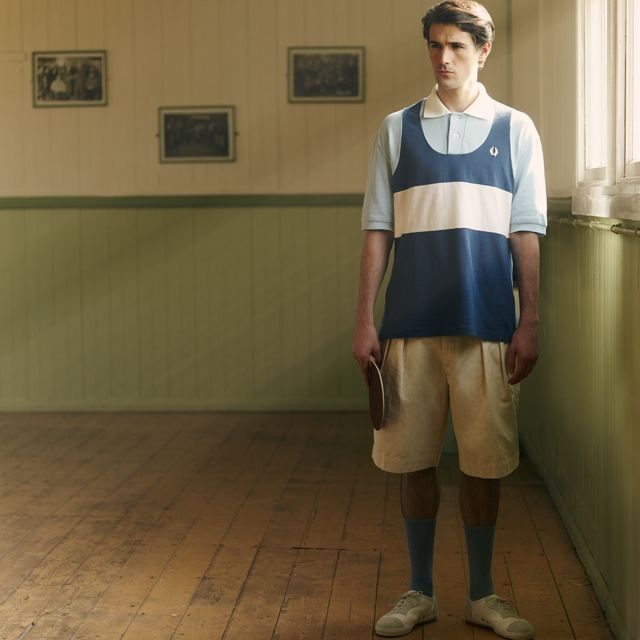 Nigel Cabourn Fred Perry 9