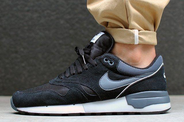 Nike Air Odyssey Black Dark Magnet Grey1